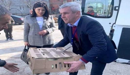 S istoka Hrvatske i dalje stižu donacije stoke i stočne hrane na potresom pogođeno područje